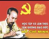 Cao Bằng tích cực học tập và làm theo tấm gương đạo đức Hồ Chí Minh