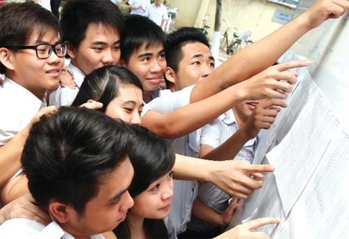 Trường ĐH Bách khoa Hà Nội công bố dự kiến điểm trúng tuyển