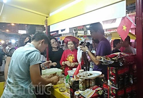 Việt Nam tham dự Lễ hội Ẩm thực Đông Nam Á