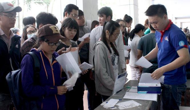 Bộ Giáo dục - Đào tạo ra công điện về tuyển sinh