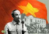 Chào mừng kỷ niệm 70 năm cách mạng tháng tám thành công và quốc khánh 2/9/1945 - 2/9/2015
