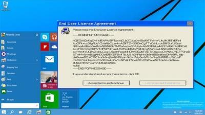 Windows 10 có quyền ngăn chặn phần mềm không bản quyền