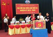 Đại hội Đảng bộ huyện Thạch An lần thứ XIX, nhiệm kỳ 2015 - 2020 thành công tốt đẹp