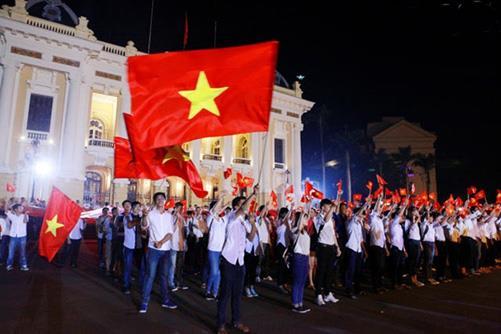 """Tự hào """"Lá cờ độc lập"""" trong ngày lễ lớn của dân tộc"""