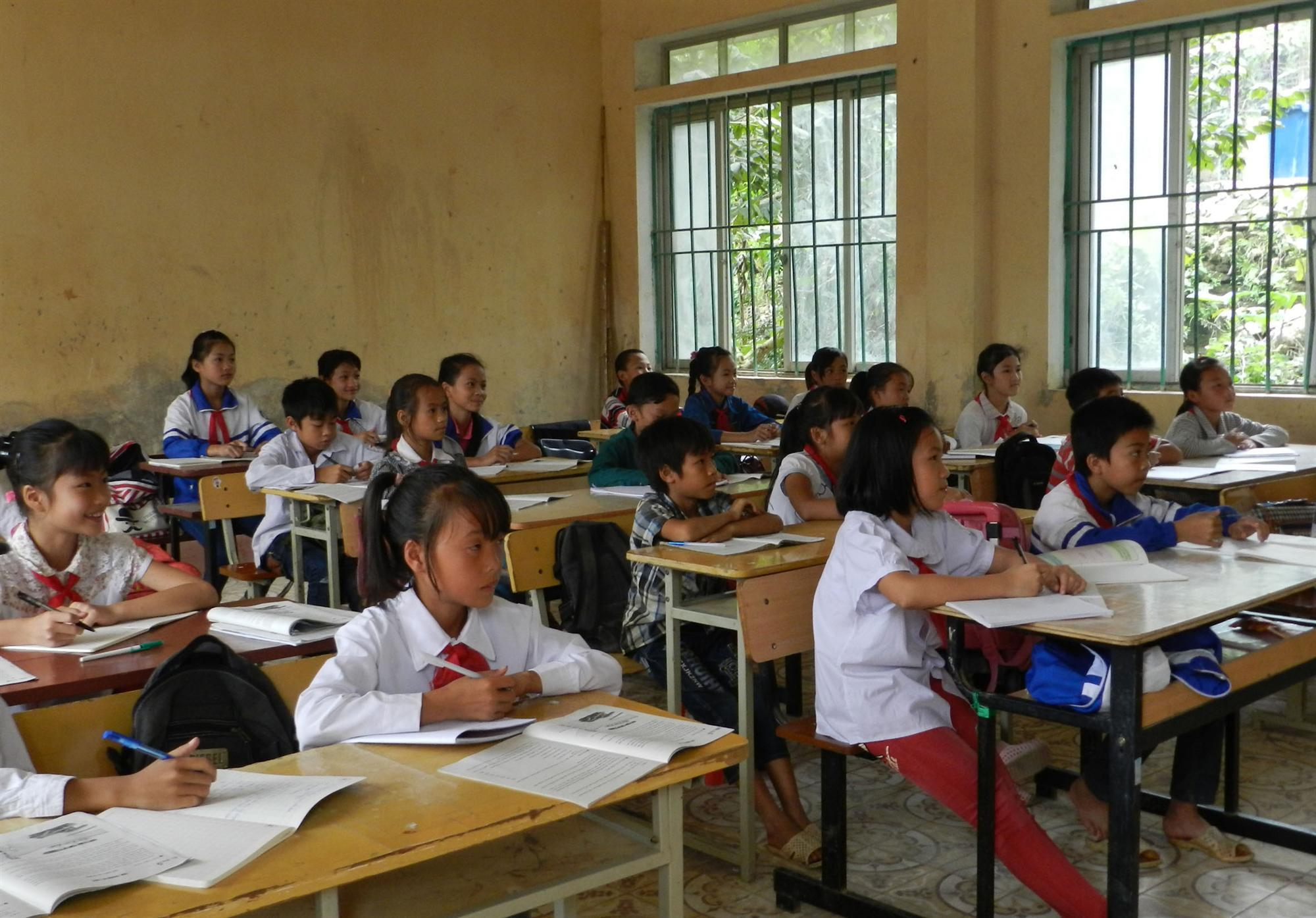 Toàn tỉnh: Có 70 trường học đạt chuẩn quốc gia