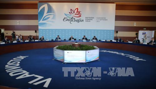 Việt Nam tham dự Diễn đàn Kinh tế phương Đông tại Nga