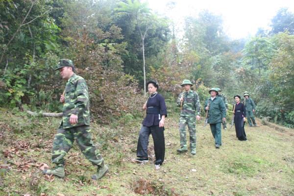 Đồn Biên phòng Xuân Trường: Tổ chức 189 lần tuần tra bảo vệ biên giới