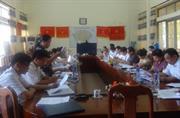 Mặt trận Tổ quốc các cấp tham gia xây dựng Đảng, chính quyền