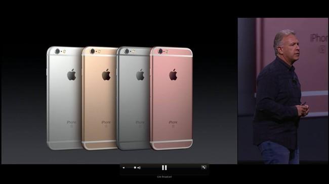 Những thay đổi đáng kể trên iPhone 6S, 6S Plus so với phiên bản cũ