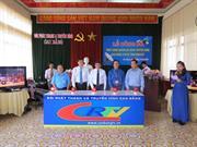 Đài Phát thanh & Truyền hình Cao Bằng công bố phát sóng kênh Cao Bằng trên vệ tinh Vinasat 1