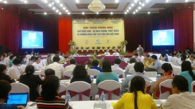 Hội thảo chữ Quốc ngữ: Sự hình thành, phát triển và những đóng góp vào văn hóa Việt Nam