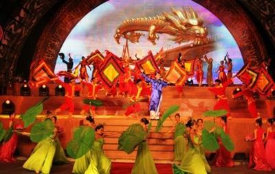 Chợ quê - nét văn hóa dân tộc tại Làng Văn hóa - Du lịch các dân tộc Việt Nam