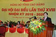 Diễn văn khai mạc Đại hội đại biểu Đảng bộ tỉnh lần thứ XVIII, nhiệm kỳ 2015 - 2020