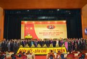 Bế mạc Đại hội đại biểu Đảng bộ tỉnh lần thứ XVIII
