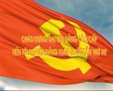 Ca nhạc chào mừng thành công Đại hội Đảng bộ tỉnh lần thứ XVIII (phần 1)
