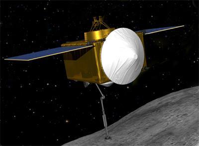 NASA lắp tàu 'săn' thiên thạch