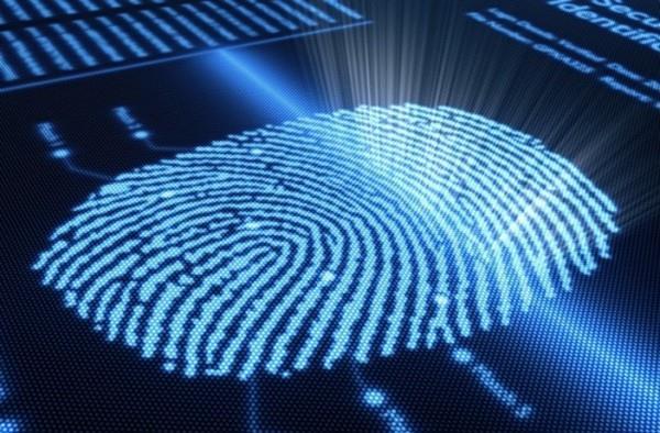 Công nghệ làm dấu vân tay phát sáng