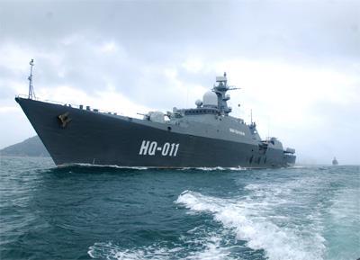 Nga sẵn sàng lắp tên lửa Kalibr cho chiến hạm Việt Nam
