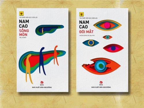 """Ấn bản mới """"Sống mòn"""", """"Đôi mắt"""" kỷ niệm 100 năm ngày sinh Nam Cao"""