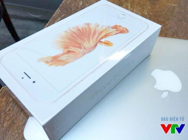 iPhone 6S, 6S Plus chính thức lên kệ tại Việt Nam từ hôm nay (6/11)