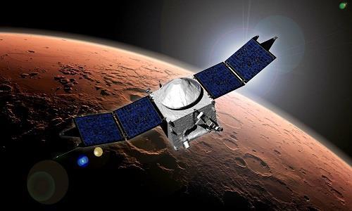 NASA công bố phát hiện mới về khí quyển sao Hỏa