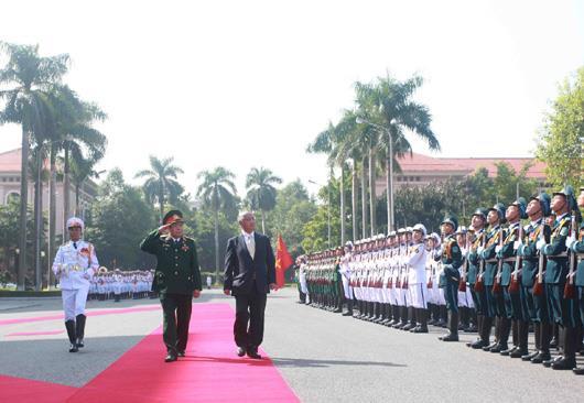 Hội đàm quân sự cấp cao Việt Nam–Nhật Bản