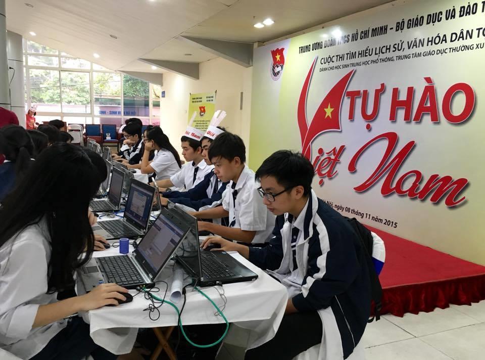 """Khai mạc Cuộc thi tìm hiểu lịch sử, văn hóa dân tộc """"Tự hào Việt Nam"""""""