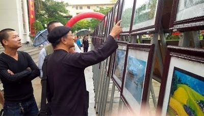 Liên hoan ảnh nghệ thuật khu vực miền núi phía bắc tại Cao Bằng