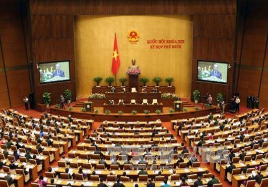 Hôm nay (24/11), Quốc hội bầu Chủ tịch Hội đồng Bầu cử quốc gia