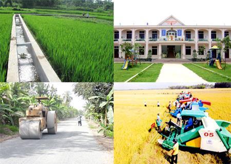 Xây dựng nông thôn mới cần chính sách mới