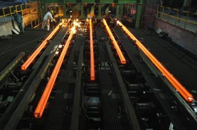 Áp lực đối với ngành thép