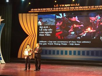 Việt Nam đạt giải Nhất Liên hoan Ảnh và Phim về Cộng đồng ASEAN