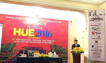 18 quốc gia dự Festival Huế 2016