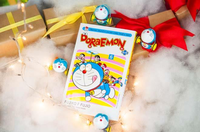 """NXB Kim Đồng ra mắt tác phẩm cuối cùng của tác giả bộ truyện tranh nổi tiếng """"Doraemon"""""""