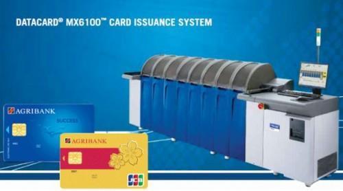 Agribank ra mắt hệ thống phát hành và thanh toán thẻ chip theo chuẩn EMV