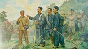 Mùa xuân 1941, Bác Hồ về Pác Bó trực tiếp lãnh đạo cách mạng Việt Nam