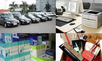 Hướng dẫn mua sắm tài sản từ ngân sách nhà nước năm 2016