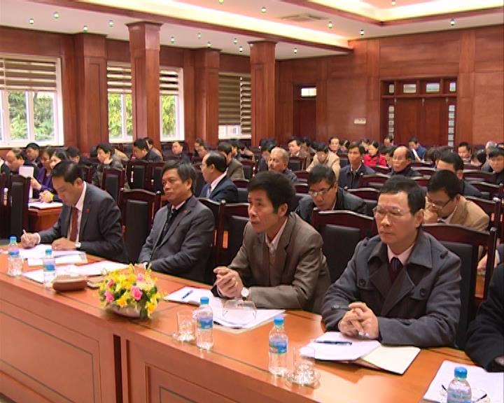 Đảng ủy KDN tỉnh: Triển khai nhiệm vụ năm 2016