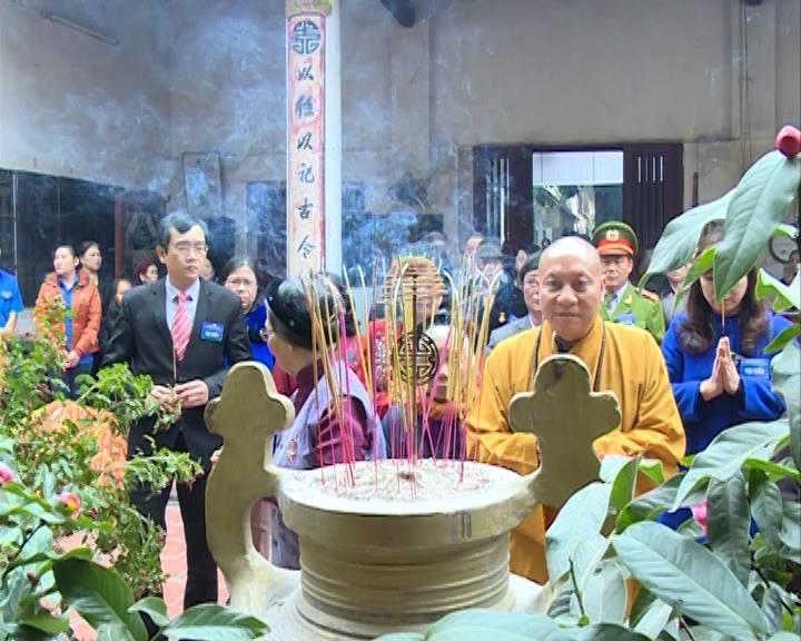 Lễ hội chùa Phố Cũ