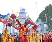 Lễ hội pháo hoa huyện Quảng Uyên, Thạch An