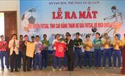 Lễ ra mắt đội tuyển Futsal tỉnh Cao Bằng