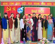 Hội LHPN tỉnh: Tổ chức đại hội điểm Đại hội Phụ nữ xã Đào Ngạn (Hà Quảng)