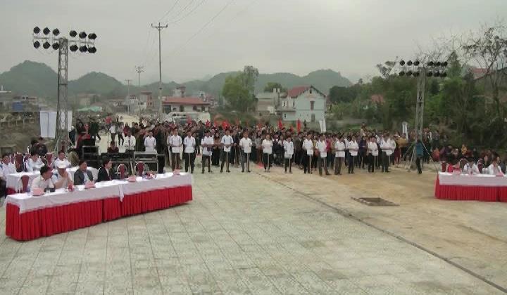 """Trùng Khánh:  Mít tinh hưởng ứng """"Ngày nước thế giới 2016"""""""