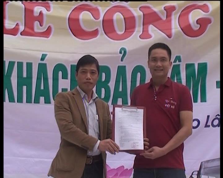 Bảo Lâm: Công bố bến xe khách Bảo Lâm - Cao Bằng