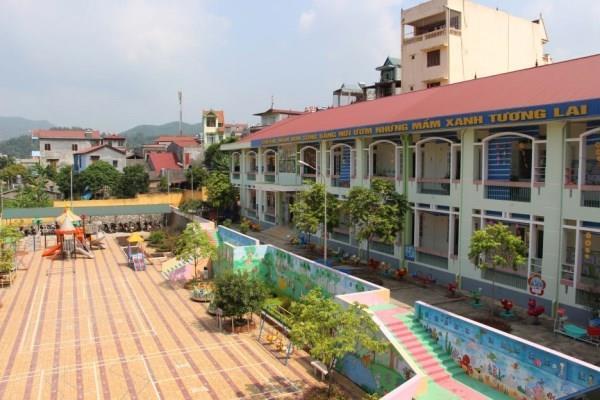 Toàn tỉnh: Xây mới hơn 600 phòng học cho các trường mầm non