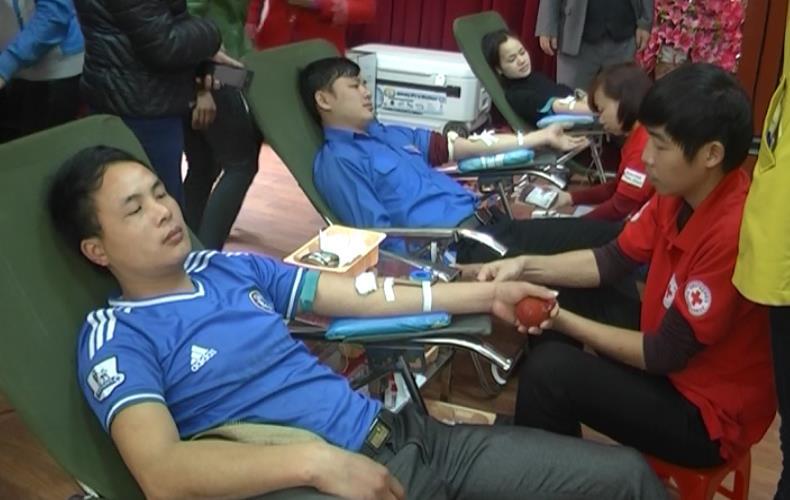 Hiến máu tình nguyện: Tấm lòng chia sẻ của những trái tim nhân ái