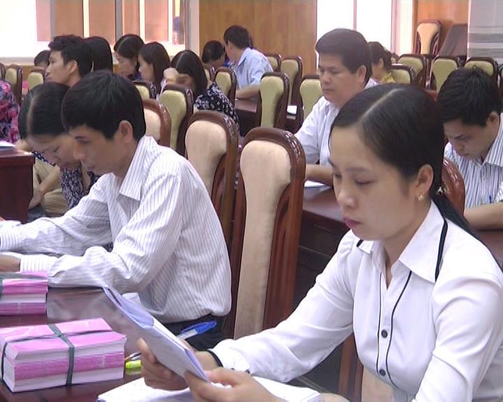 Thành phố: Tuyên truyền công tác bầu cử ĐBQH và đại biểu HĐND các cấp nhiệm kỳ 2016 - 2021