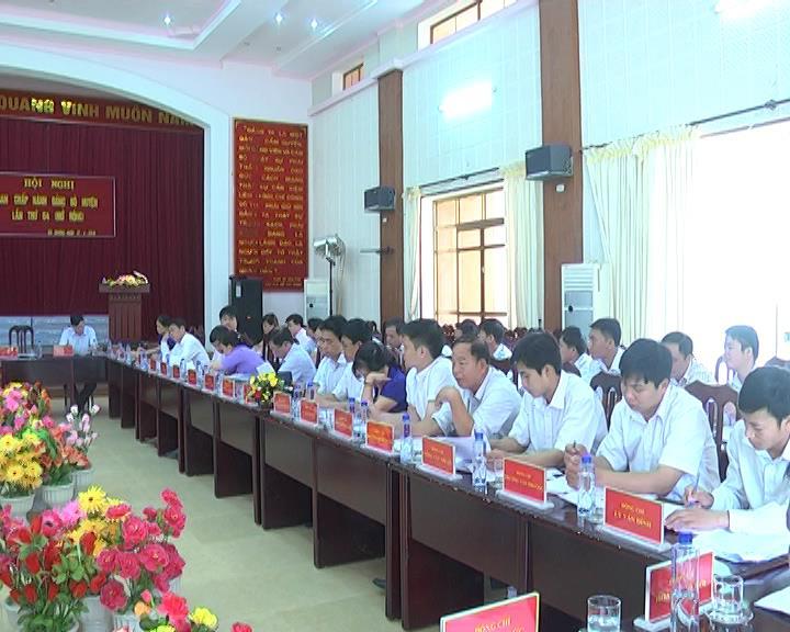 Hội nghị BCH Đảng bộ huyện Hà Quảng lần thứ 04 (Mở rộng)
