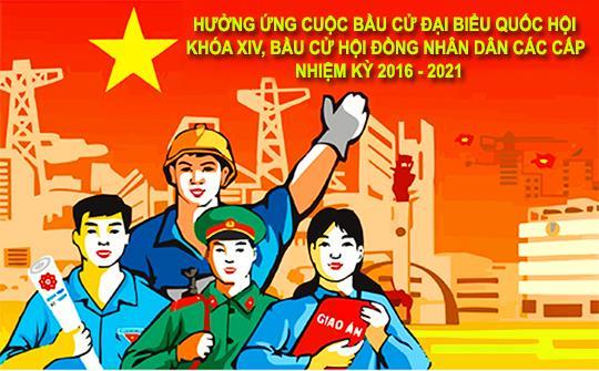 Danh sách chính thức những người ứng cử đại biểu HĐND tỉnh nhiệm kỳ 2016 - 2021