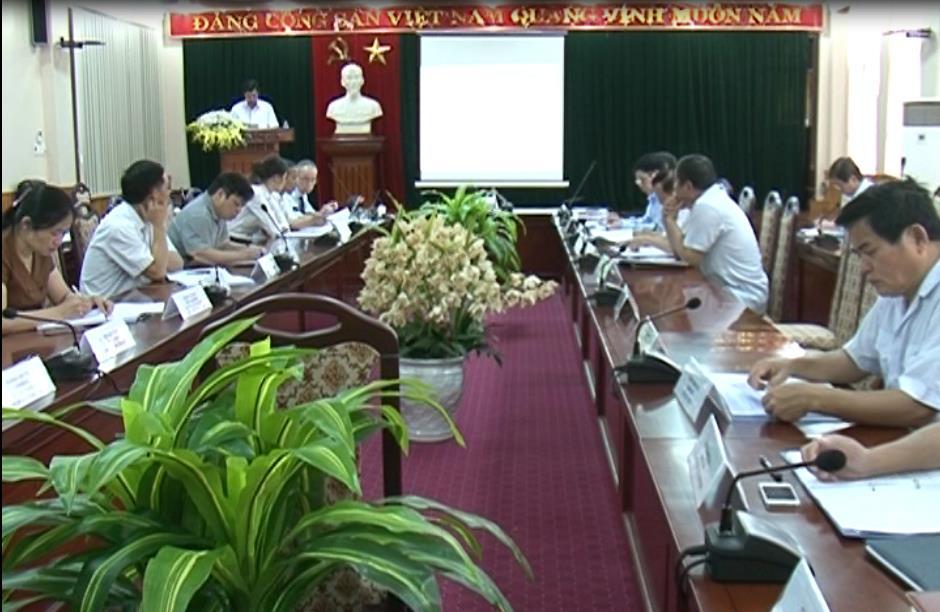 Ban Chỉ đạo Dự án VIE/036: Hội nghị Ban Chỉ đạo lần thứ nhất